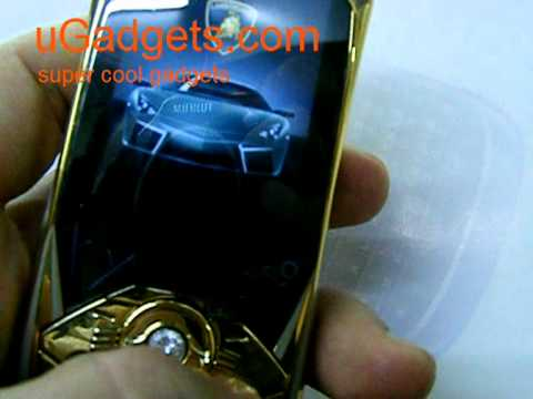 High quality MIni Lamborghini Luxury mobile phone