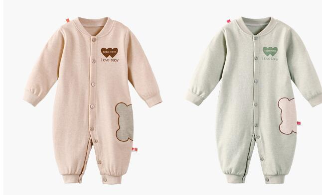 Soft Cute 100% Cotton Baby Clothes