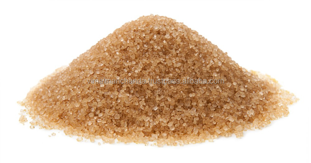 Unrefined Brown Indian Raw Sugar