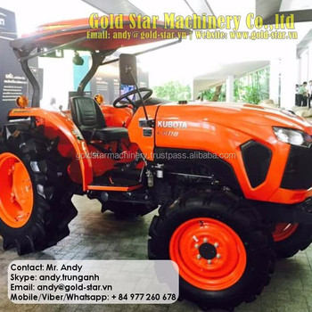 At LS Tractor, we understand and share your passion for the land. Just like you, we are committed to excel. Because our high quality equipment comes with a long list of standard features at a lower price other brands simply can't match, and is backed with our commitment to provide exceptional satisfaction, you get a lot more tractor for your money.
