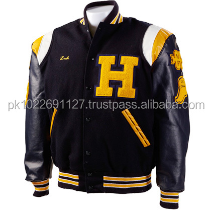 College custom varsity jacket Australia/ College Baseball/ Letterman Jacket