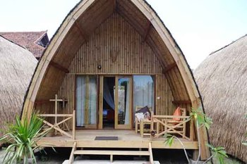 Prefabricated Bamboo Cottages Buy Wooden Cottage Prefab