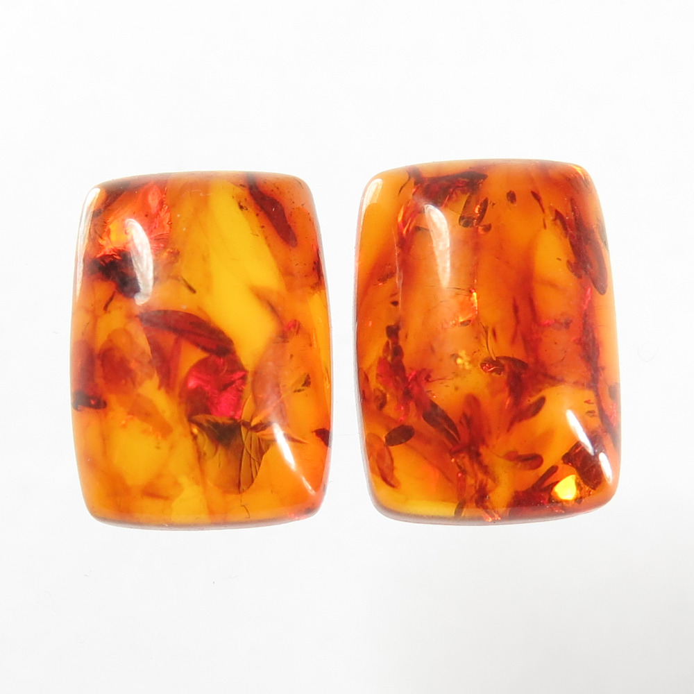 Natural Baltic Amber Cabochon Gemstone for sale Poland Origin Wholesale