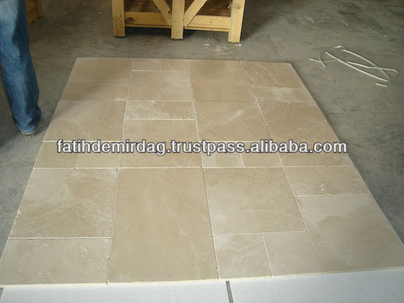 Burdur Beige Marble - Pattern Set - Export Quality, P