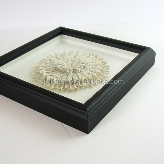 Black White Art Shadow Box Frame Wholesale 8x8 Shadow Box Frame ...