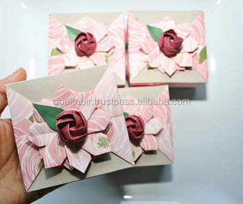 Origami Kawasaki Rose Box Tutorial - YouTube | Origami rose box ... | 295x350