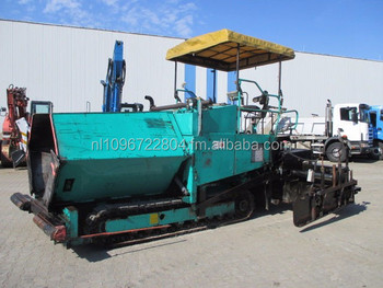 Used Vogele S1400 Paver For Sale  Netherlands - Buy Pavers Product on  Alibaba com