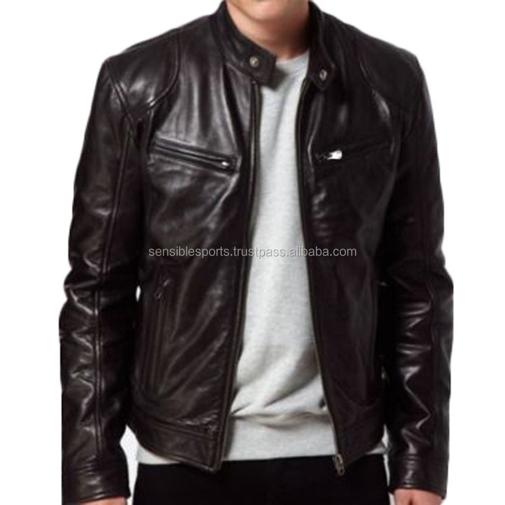 Cheap Fashionable Leather Jackets