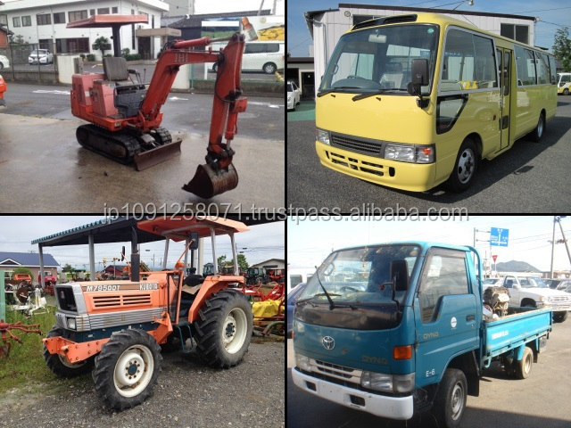 Wide variety of Japanese cheap used cars , spare parts available