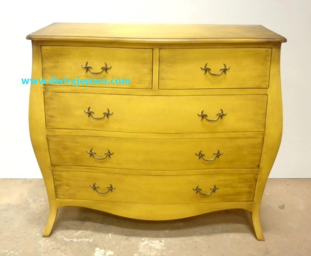 juliet commode geel geschilderd burst antiek meubilair voor de, Meubels Ideeën