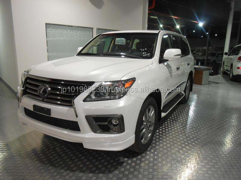 USED CARS - LEXUS LX570 2015 SPECIAL OFFER (LHD 8090306)
