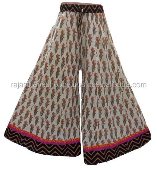 Palazzo Pants / Buy Party Wear Trousers For Girls