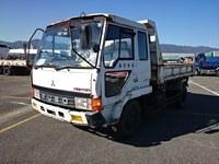 1994 Mitsubishi Fuso Fighter Mignon Dump Truck Fk337cd / 4ton ...