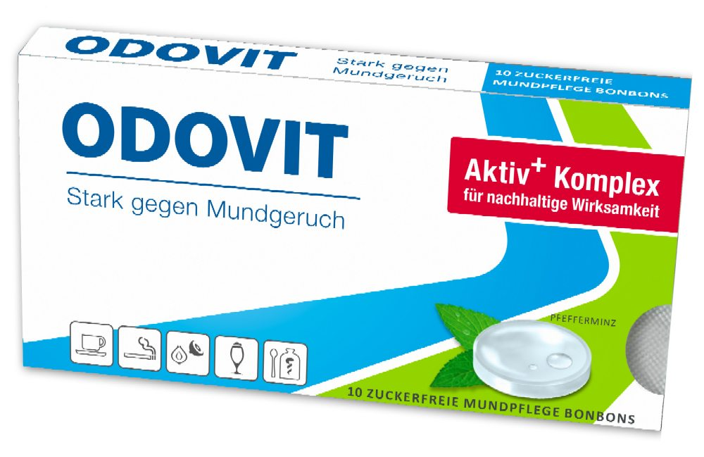 Odovit Mild Taste - Tough On Bad Breath - Buy Mouth Refresher,Bad ...