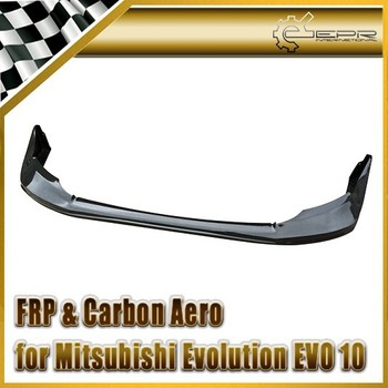 For Evolution EVO 10 JUN Front Lip
