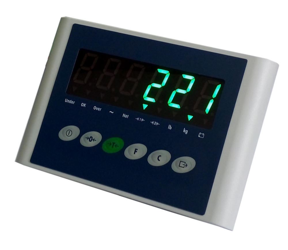 Indicator Ind221/ 226 Weighing Terminal For Platform / Truck Scale  Compatible As Mettler Toledo - Buy Weighing Indicator Ind221/226 Weighing  Terminal For ...