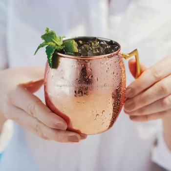 16oz Copper Moscow Mule Mugs