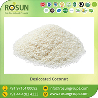 Reliable Quality High Fat/ Low Fat Desiccated Coconut