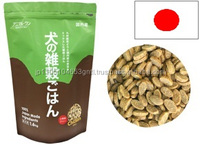 Reliable and High quality dry dog food made in Japan , Gluten Flour-free , additive-free