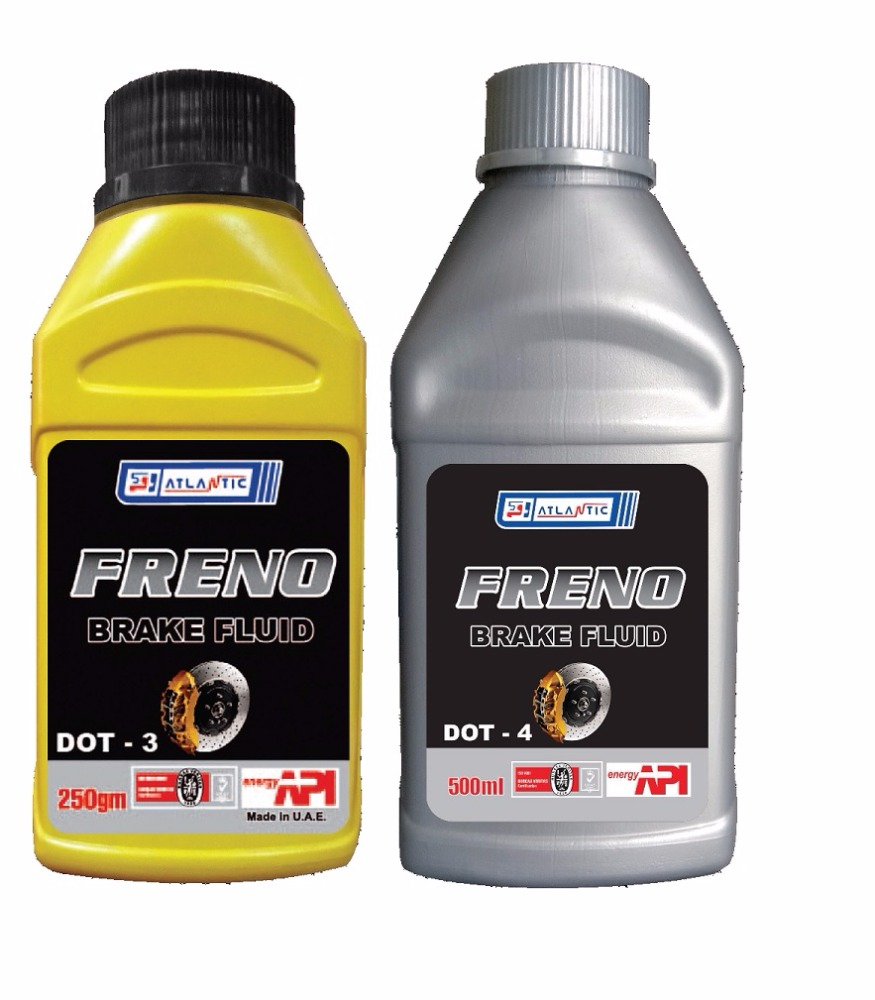 Brake fluid DOT-4: which is better composition. What kind of brake fluid fill 50