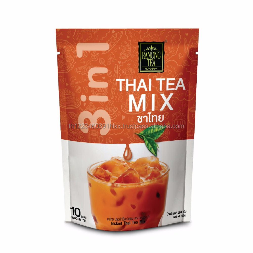 Instant Thai Tea Mix from Thailand