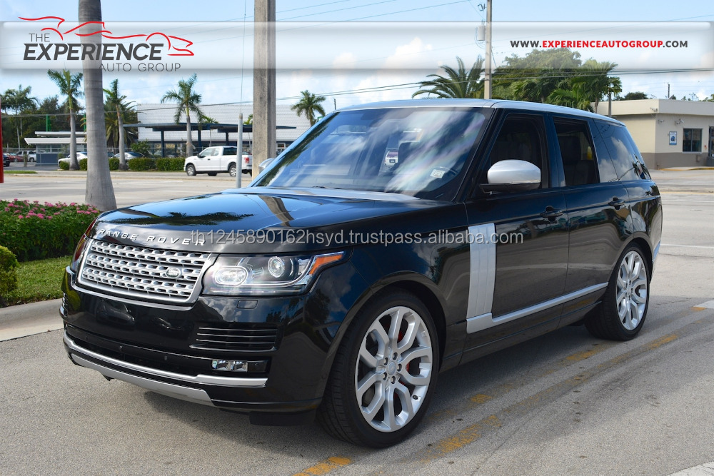 2016 LAND ROVER RANGE ROVER SUPERCHARGED | Fort Lauderdale, FL