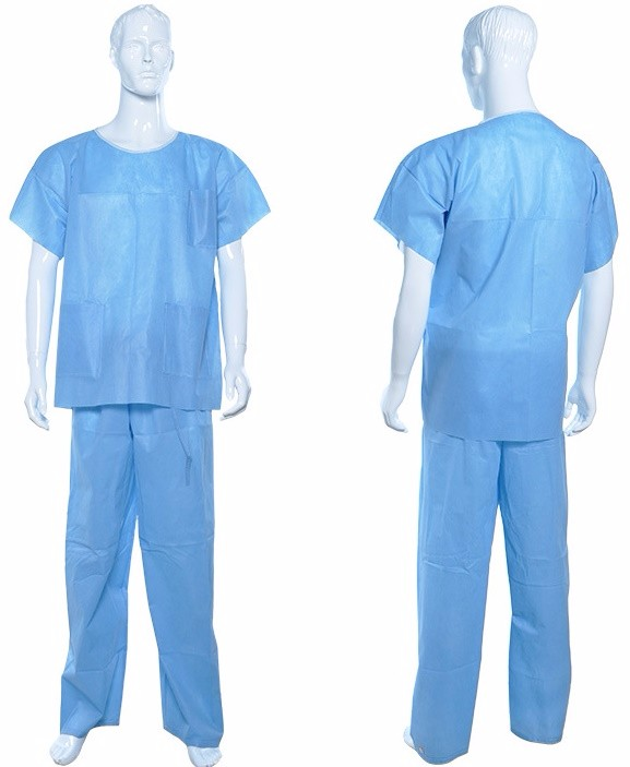 8b73b9ea563 Disposable Scrub Suits For Operating Theatre Wear With Low Price ...
