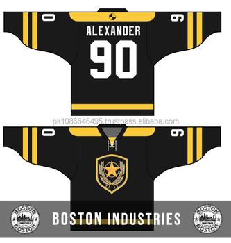 ecc88605b2b Custom Sublimation Inline Hockey Jersey Best Manufacturer Ice Hockey Jerseys