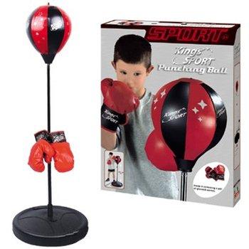 Rois Sport Boxe Sac De Frappe Avec Gants De Boxe Balle Buy Jouet De Boxe,Jouet Balle De Boxe,Jeu De Jouets De Boxe Product on