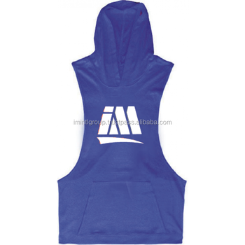 Fitness Hoodie Heren.Oem I M Internationale Heren Mouwloos Stringer Hoodie Hardcore Gym
