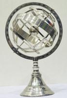 Nautical Brass Sphere Armillary Collectible Nautical Decor Gift