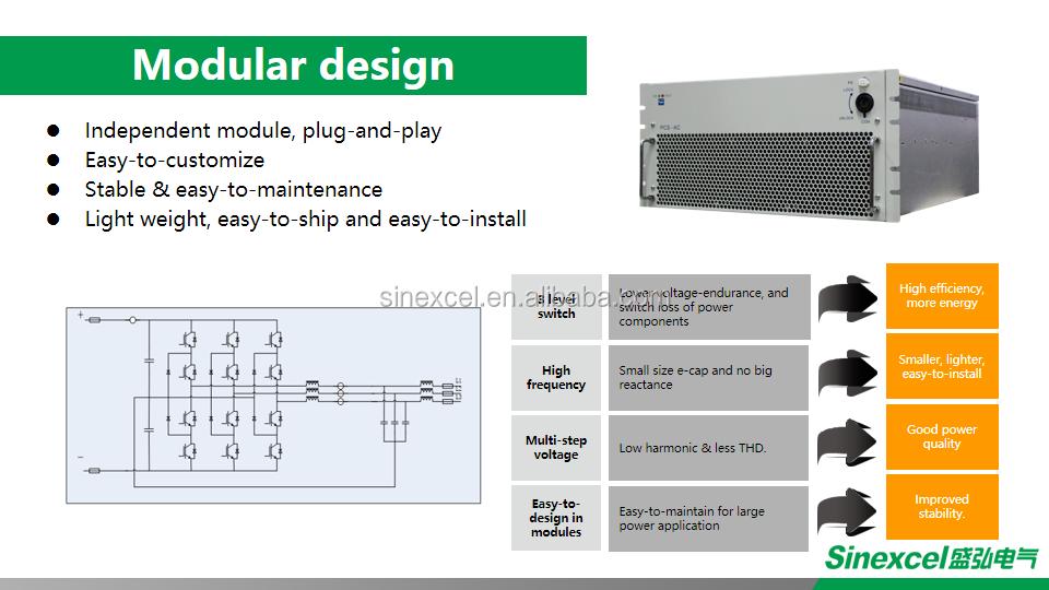 100kw Hybrid Bi Directional Pv And Storage Micro Grid