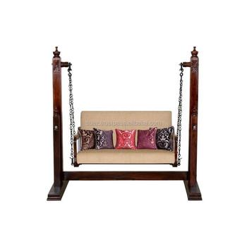 Living room swings furniture swing jhula pakistan for Garden jhoola designs