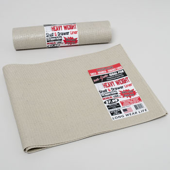 SHELF & DRAWER LINER DELUXE 5 FEET X 12 INCHES PP 7.99 #119