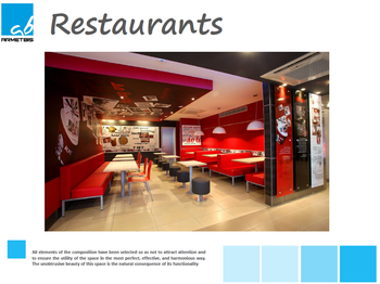 Restaurant FurnitureCommercial InteriorsHotel FurnitureOffice FurniturePetrol Stations Furniture