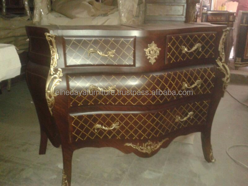 Bombe chest bombe indigo blue chest with bombe chest for Affordable furniture utah
