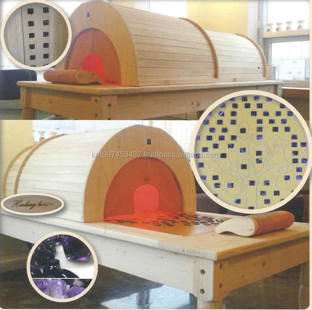HealingHouse's Jewel Tree Dome Bed, Hospital bed, Healing bed, Amethyst bed, Bed for patient