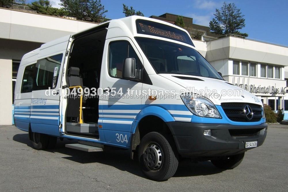 bus neue und gebrauchte luxus mercedes sprinter reisebus. Black Bedroom Furniture Sets. Home Design Ideas