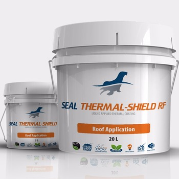 Seal Thermal-shield Rf [ Roof Thermal Insulation & Waterproofing Paint /  Coating - Buy Heat Reflective Roof Paint,Metal Waterproofing  Paint,Waterproof