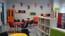Library Furnitures For Primary Schools