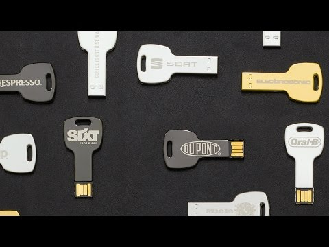 The Key USB Flash Drive