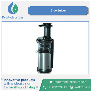 Slow Juicer Europe : Slow Juicer For Easy And Fast Delicious Juices At Low ...