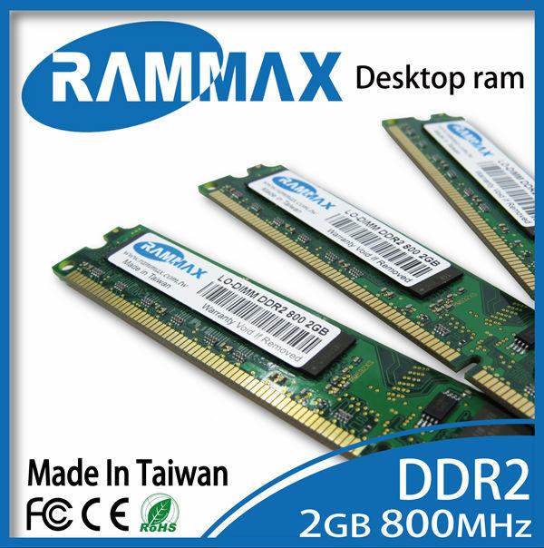 Ddr2 2gb Ram Geheugen Originele Chip 800 Mhz Lo Dimm