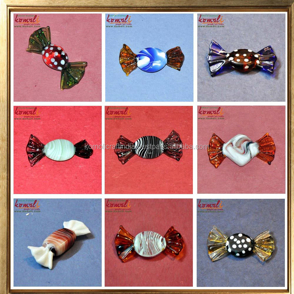 Flat glass ornaments - Colorful Heart Shaped Small Clear Flat Glass Ornaments Birds