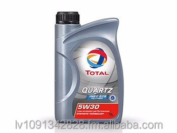 Total Quartz Ineo Ecs 5w-30 - Buy Auto Oil Total Quartz Ecs 5w30 Engine Oil  Product on Alibaba com