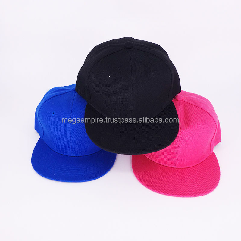 Cheap Plain Blank Snapback Hat Cap 6863fd68c89