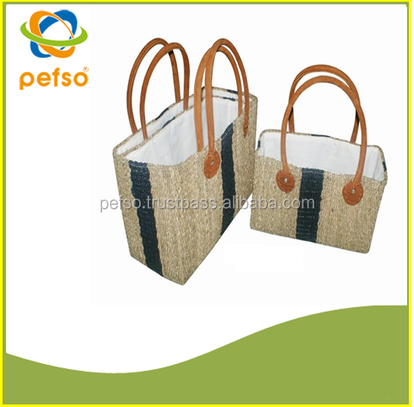 Wholesale Outstanding Seagrass Bag