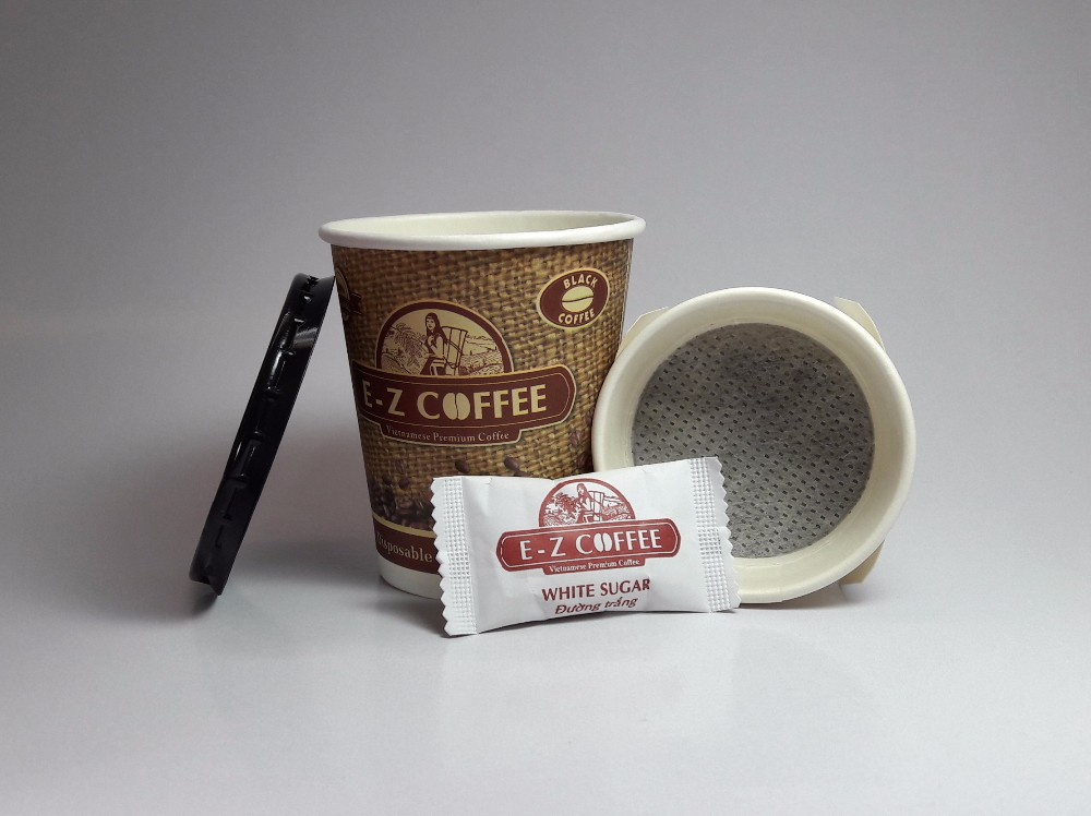High Quality Low Price Coffee Filter Paper E Z Brand