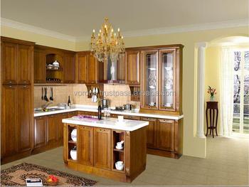 Buena Calidad Muebles De Cocina Doble Horno Gabinete,Diseño Muebles ...