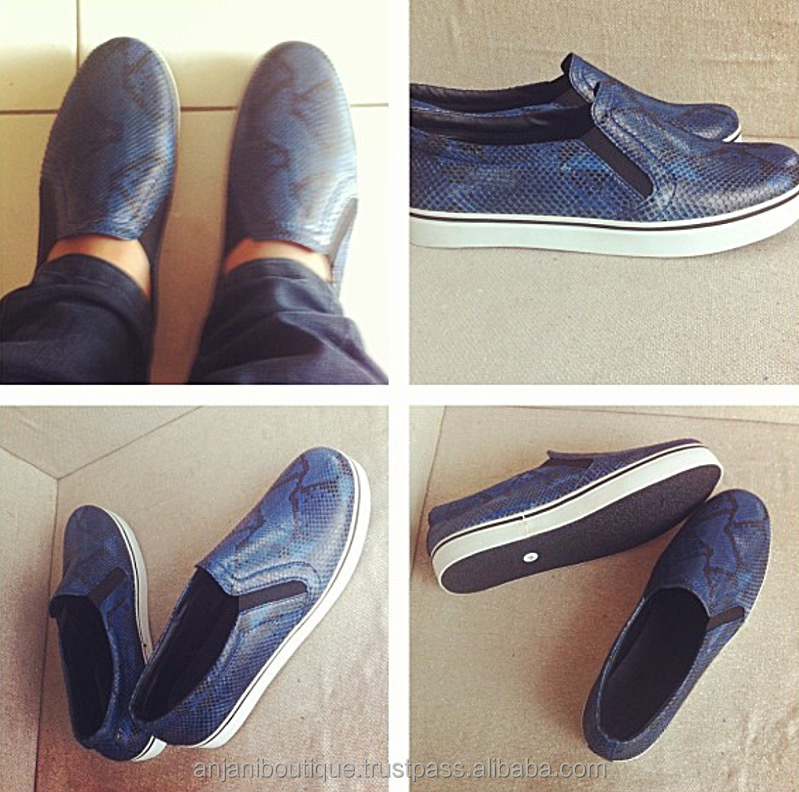 Midsole Shoes Snake Unisex Skin Genuine pWCpqt